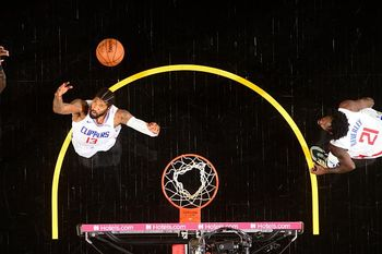 Paul George Keeps Clippers Alive image